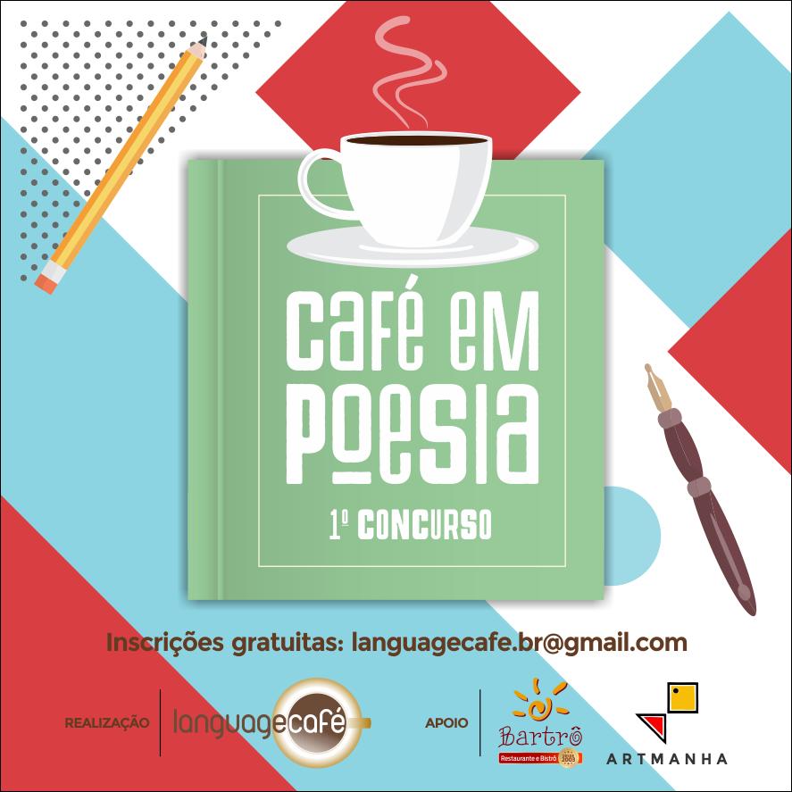 Banner Redes Sociais - Café em Poesia